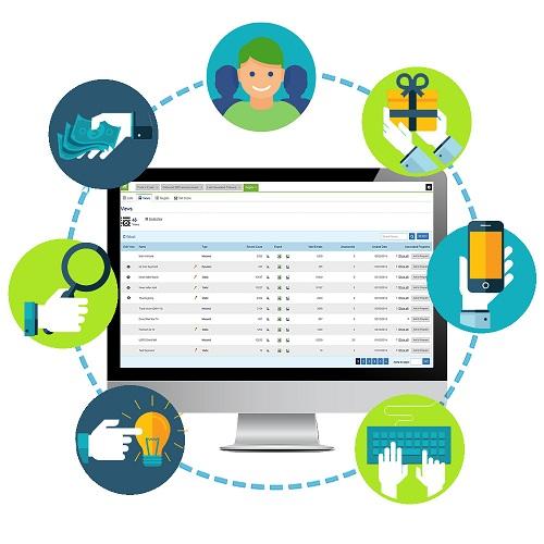 ثبت اطلاعات مشتریان