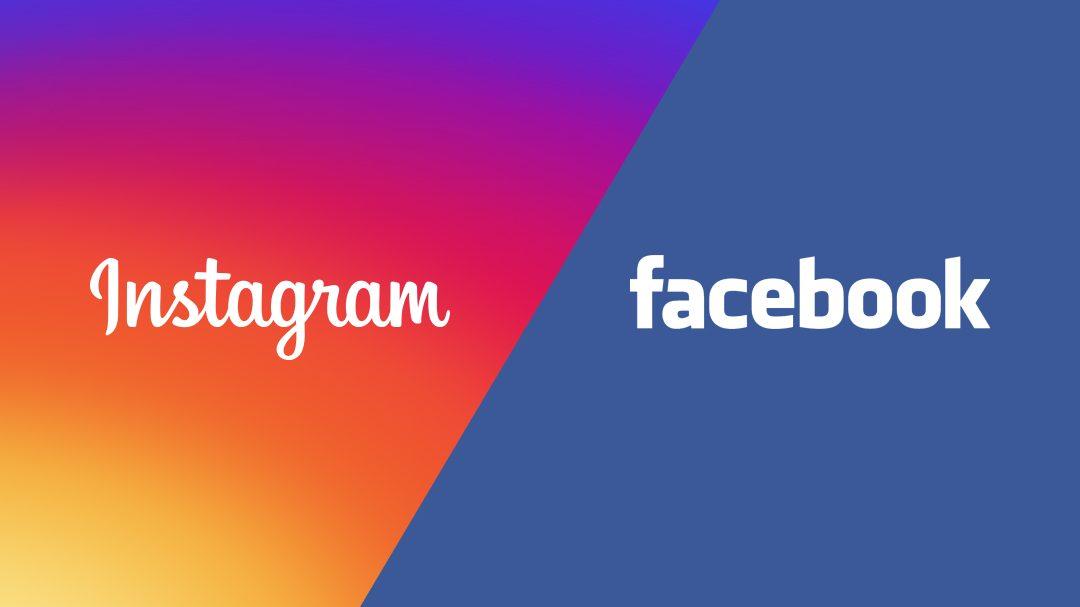 فیسبوک و اینستاگرام