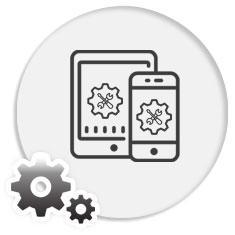 نرم افزار مدیریت تعمیرات موبایل سانیار