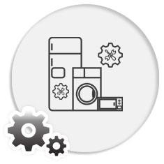 نرم افزار مدیریت تعمیرات لوازم خانگی