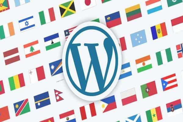 طراحی سایت چند زبانه با پلاگین وردپرس
