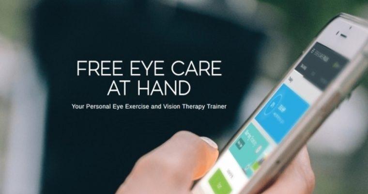 تمرین چشم به کمک نرم افزار گوشی های هوشمند