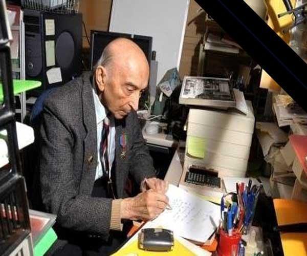 پدر منطق فازی درگذشت به روز رسانی : تکذیب شد