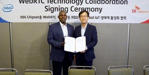 همکاری اینتل و اسکا تلهکام کرهجنوبی در ساخت ابزارهای اینترنت اشیاء