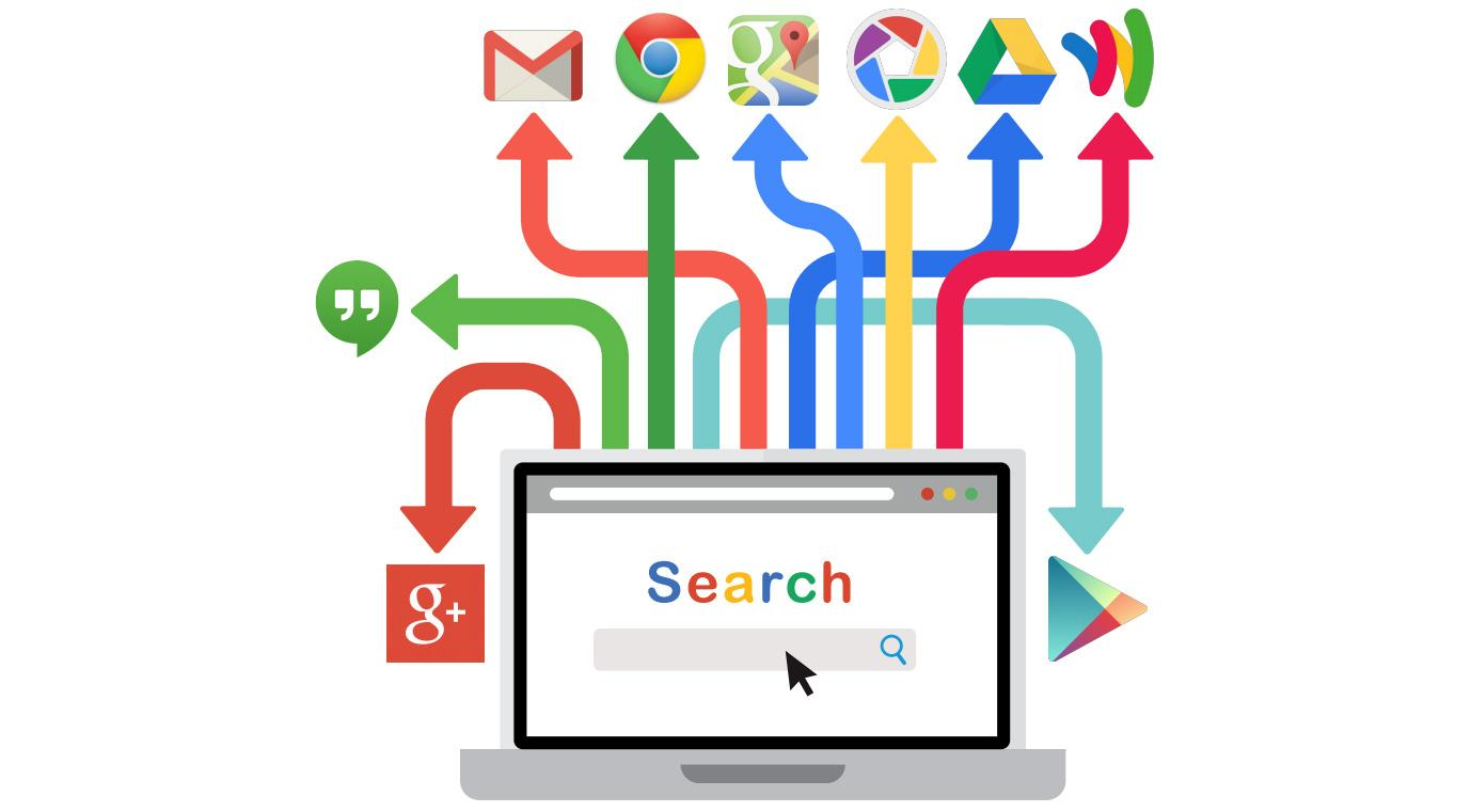 پیدا کردن سایت در گوگل
