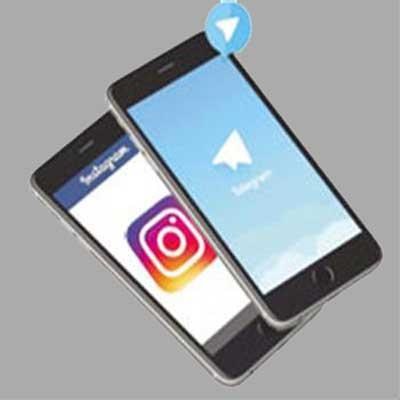 ارتباط اینستاگرام با تلگرام