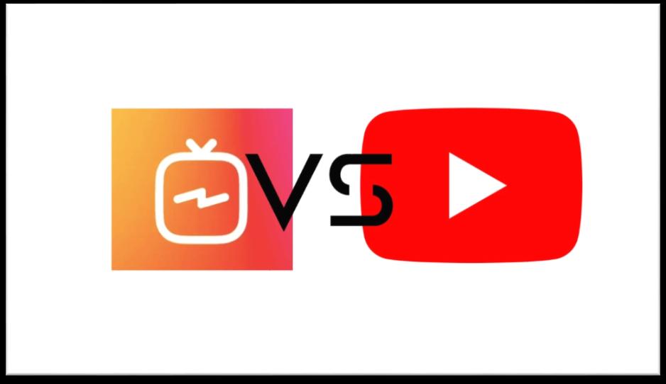 رقابت یوتیوب و آیکون  IGTV اینستاگرام